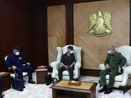 رسالة من السيسي لحفتر يُسلمها رئيس المخابرات الحربية المصرية
