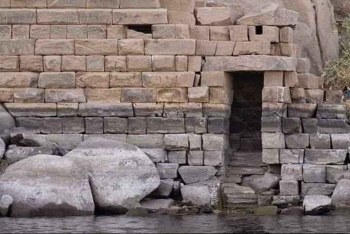 مدخل مقياس النيل