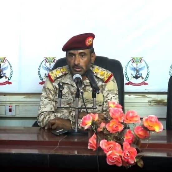 رئيس أركان الجيش اليمني: نهاية انقلاب الحوثي وشيكة