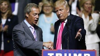 مهندس بريكست: ترمب سينتصر والاستطلاعات فشلت بتوقع خروجبريطانيا