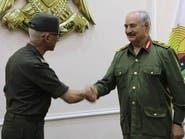 مصر تؤكد رفضها تقسيم الأراضي الليبية