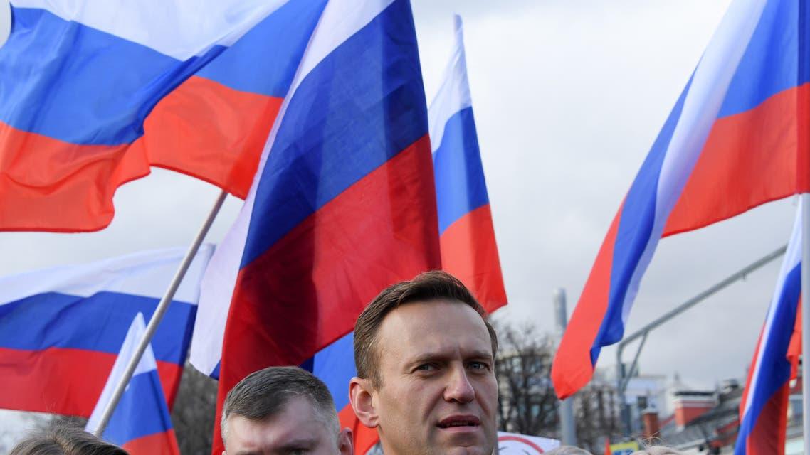 Alexey Navalnyأليكسي نافال
