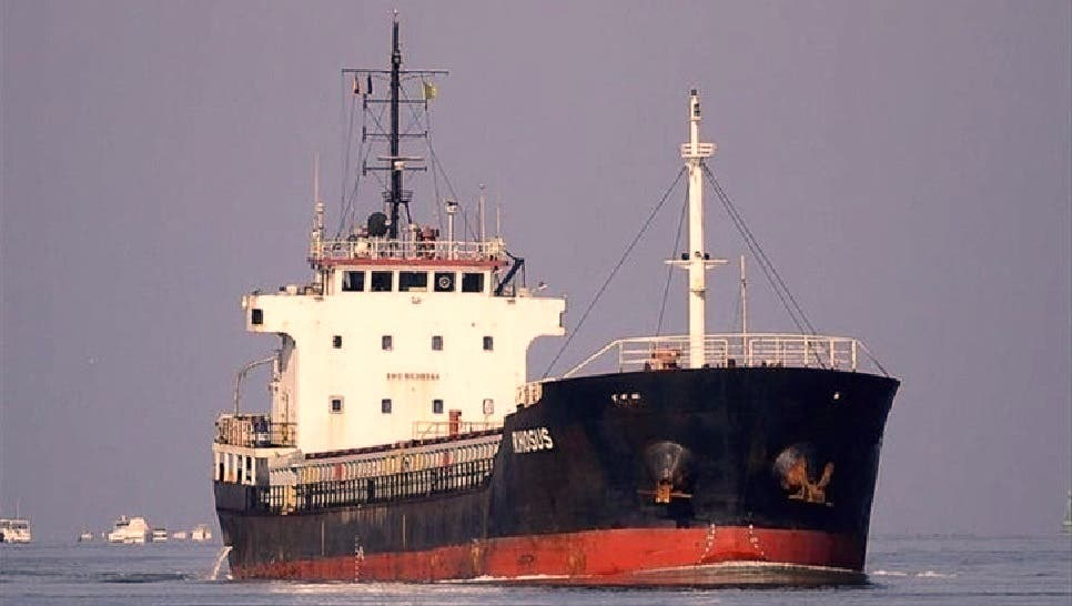 تزامن ما كان يصل من ايران مع وصول النيترات على متن السفينة من جورجيا، كأنها صدفة على ميعاد