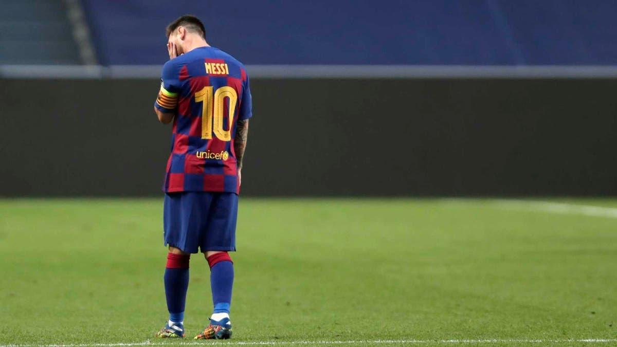 برشلونة يفكر.. التخلص من ميسي أو تخفيض الفاتورة؟