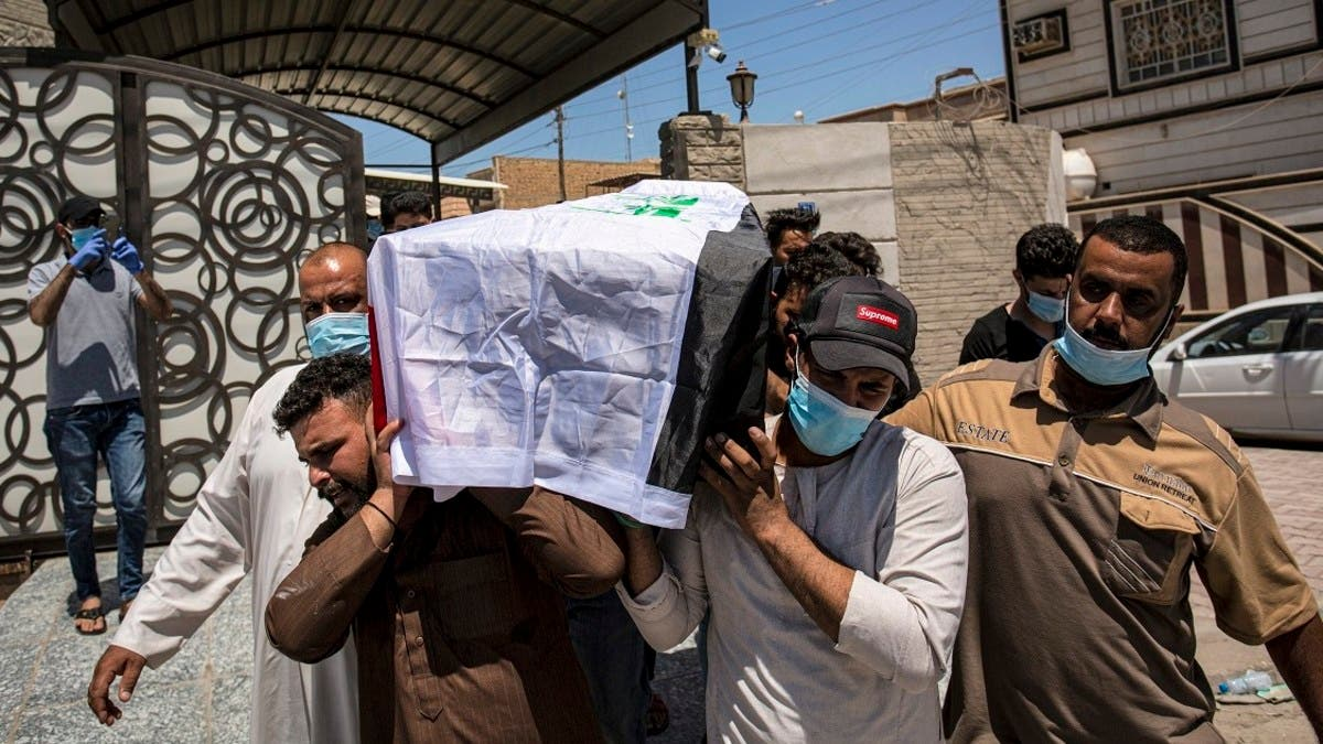 US 'outraged' by assassinations of Iraqi activists thumbnail