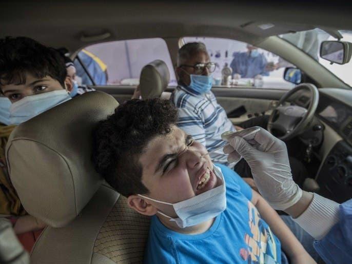 مصر تسجل 129 إصابة جديدة بفيروس كورونا و12 وفاة