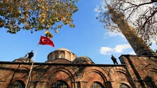 Turkey's Erdogan converts former ancient Orthodox church into mosque