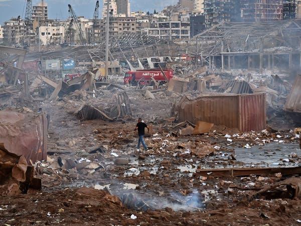رسالة مكررة وحكومة تكنوقراط.. ماكرون يعود إلى بيروت