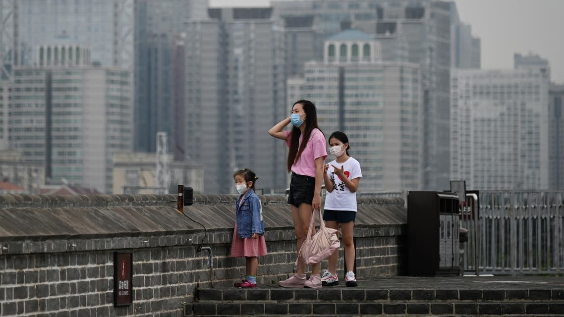 من بكين(أرشيفية- فرانس برس)