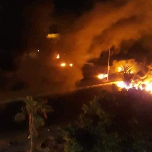 ليبيا.. اشتباكات عنيفة بين الميليشيات في مدينة الزاوية