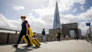 مهاجرون يتدفقون على بريطانيا بفضل تخفيف إغلاقات كورونا