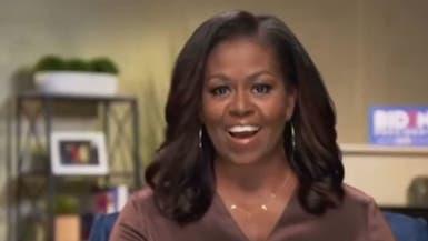 ترمب يرد بقسوة على ميشال أوباما: زوجك السبب