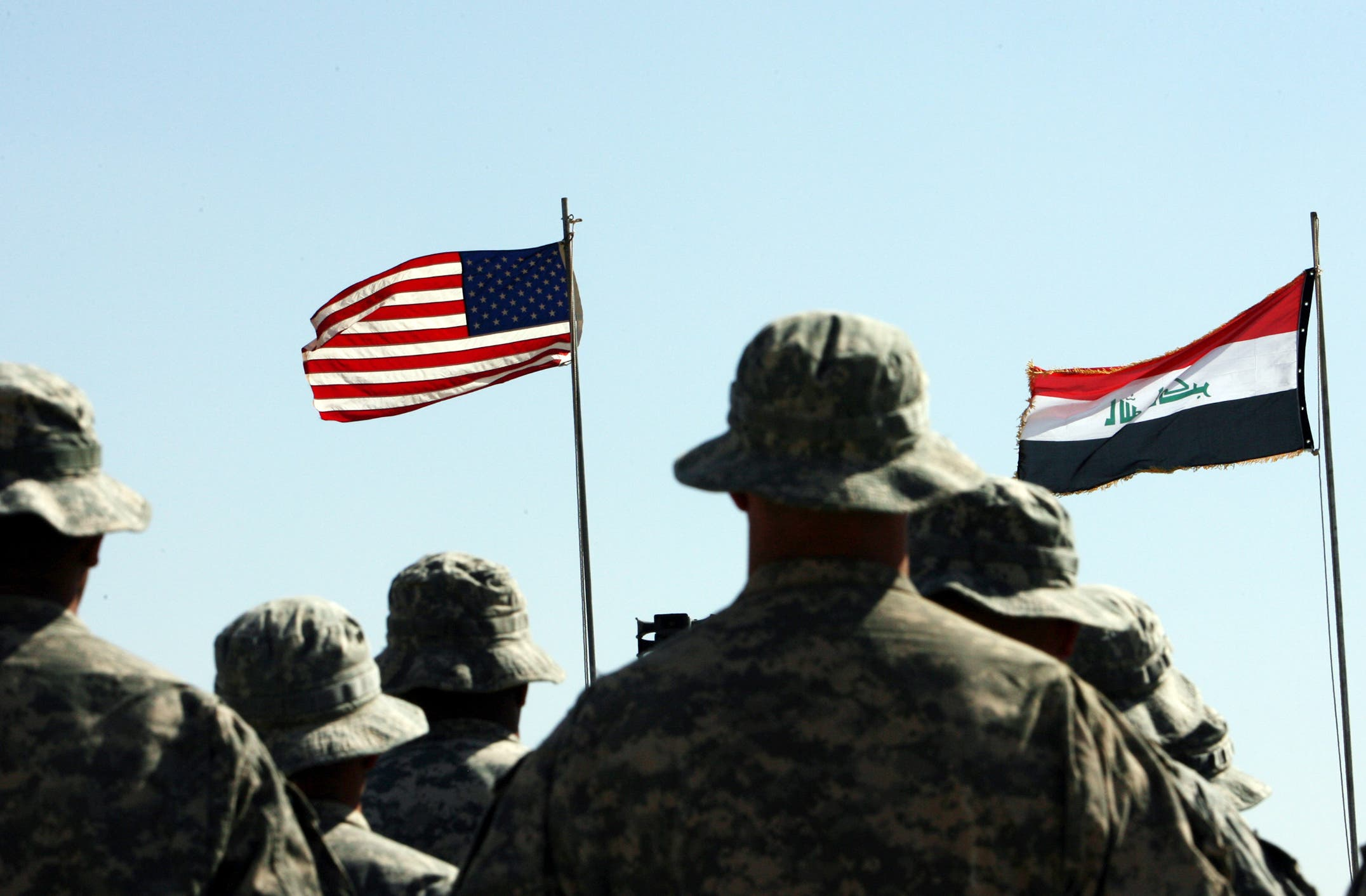 قوات أميركية في العراق (أرشيفية من فرانس برس)