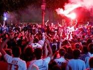 وزير الداخلية الفرنسي ينتقد احتفالات جماهير مرسيليا