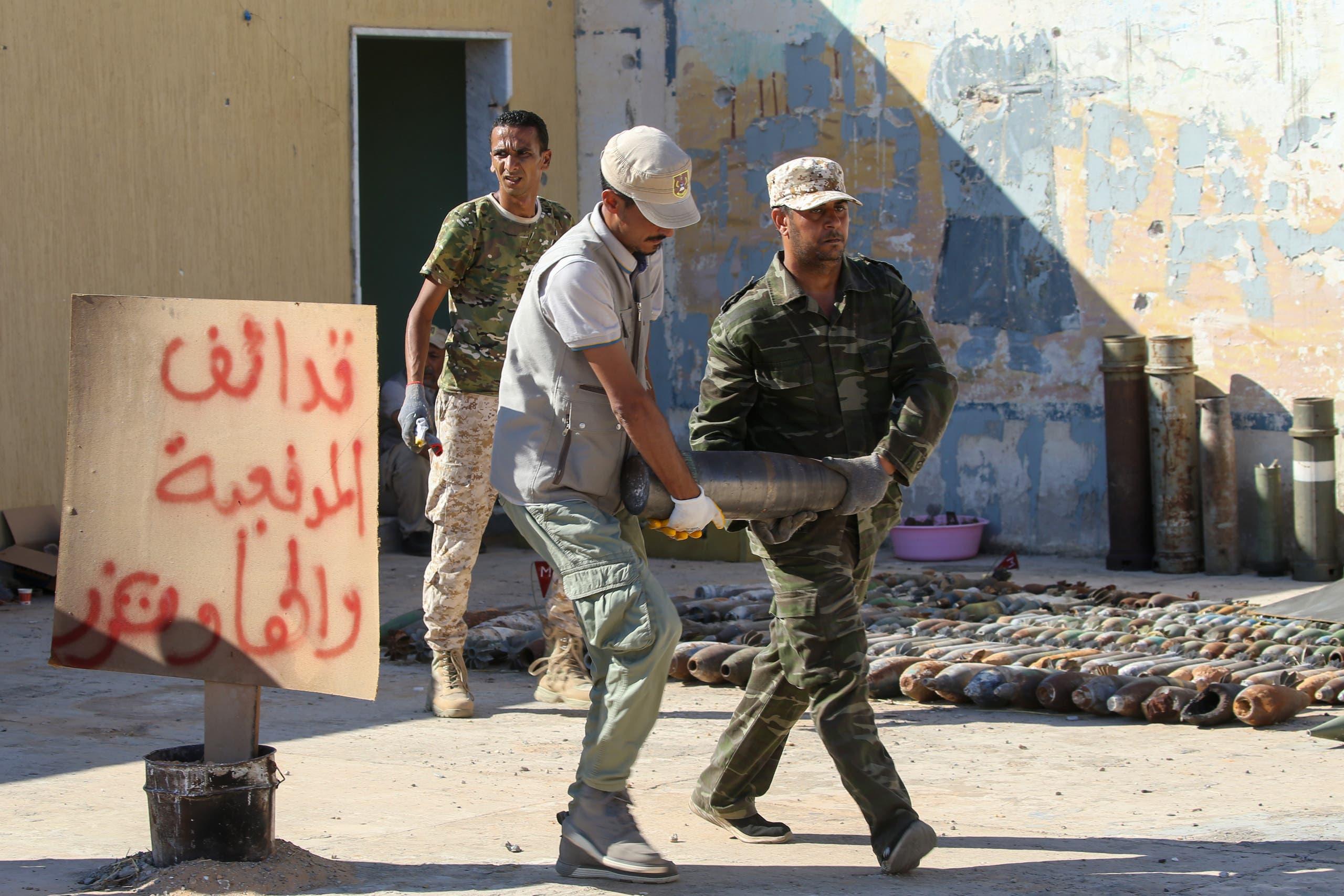 من طرابلس الليبية (أرشيفية- فرانس برس)