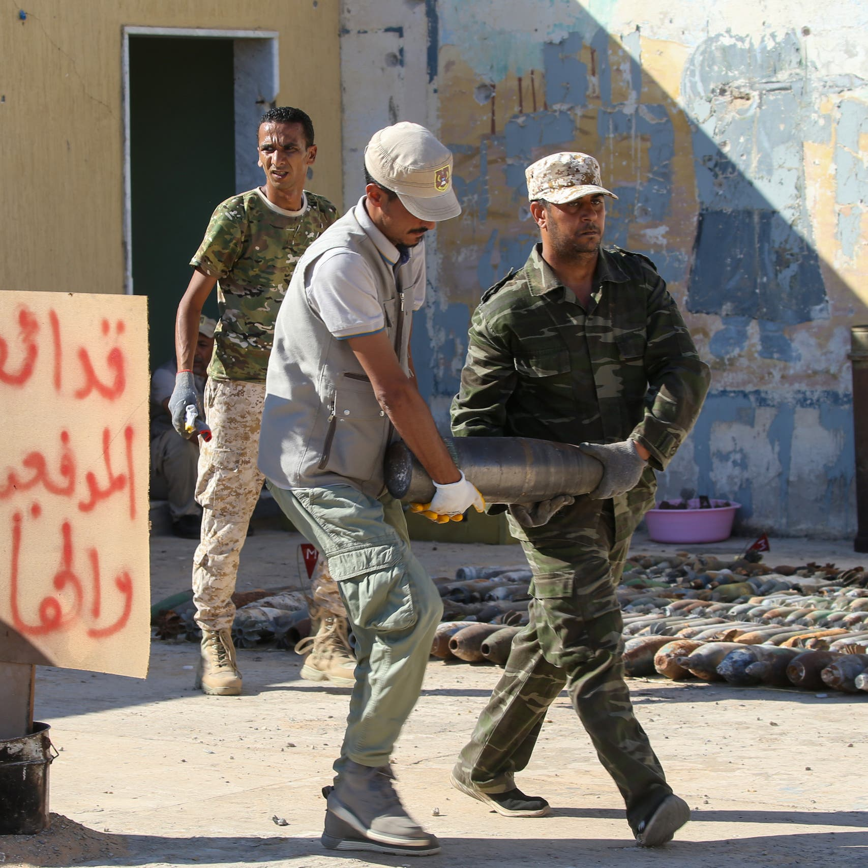 مسار ليبيا الدستوري على طاولة مصر.. نبذ لتدخلات الخارج