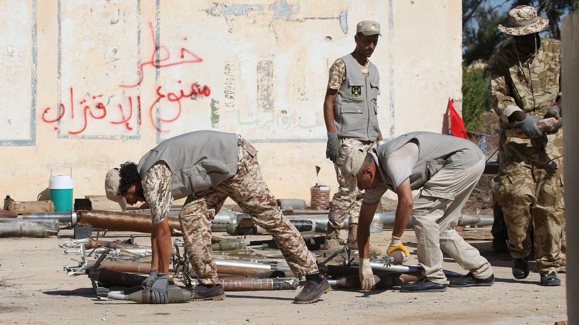 من طرابلس الليبية (أرشيفية- فرانس برس9