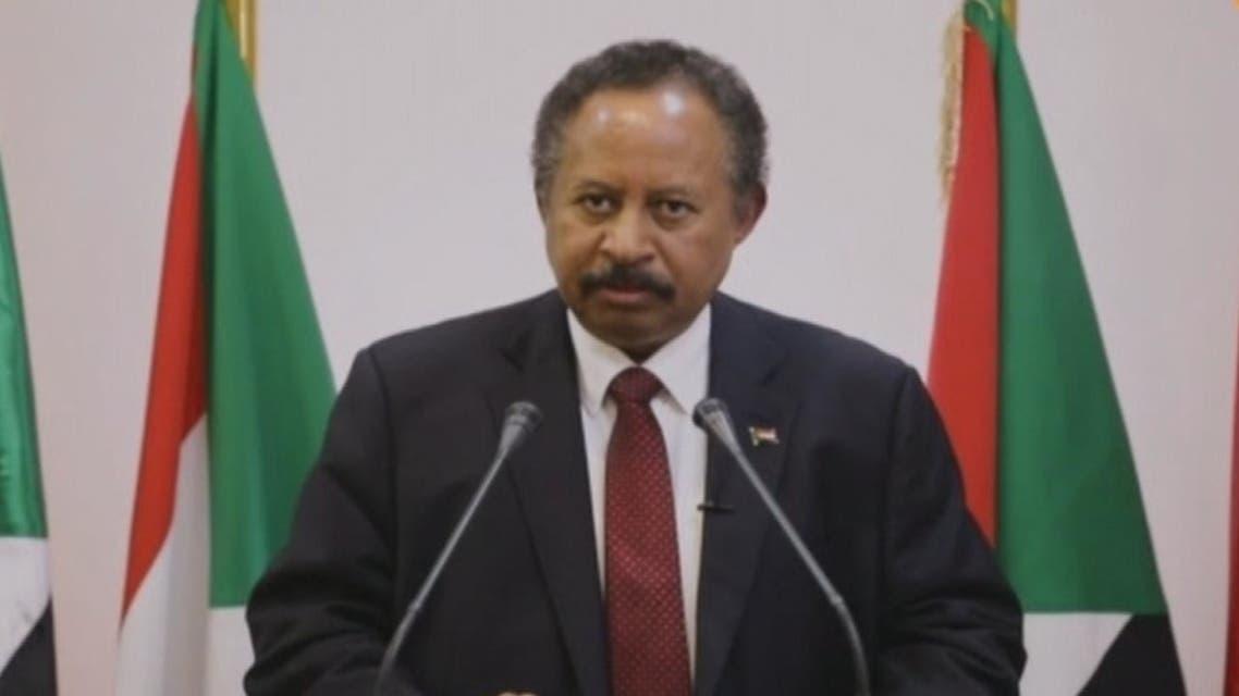 حمدوك: خطونا خطوات كبيرة لإزالة السودان من قائمة الإرهاب