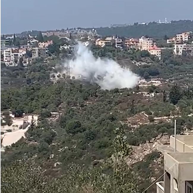 دوي انفجار في منطقة تقع جنوب بيروت.. والقوى الأمنية تحقق