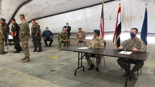 التحالف ينسحب من قاعدة التاجي ويسلمها للجيش العراقي