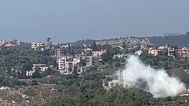 لبنان.. دوي انفجار بين برجا وبعاصير في جبل لبنان