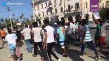 لیبیا:طرابلس اورمصراتہ میں ابترحالات پر جی این اے کی حکومت کے خلاف مظاہرے