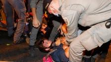 Israeli police arrest anti-Netanyahu protesters