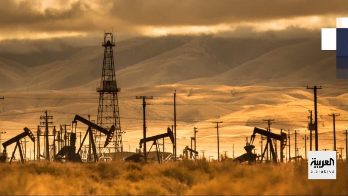 التغير في عدد الحفارات النفطية الأميركية