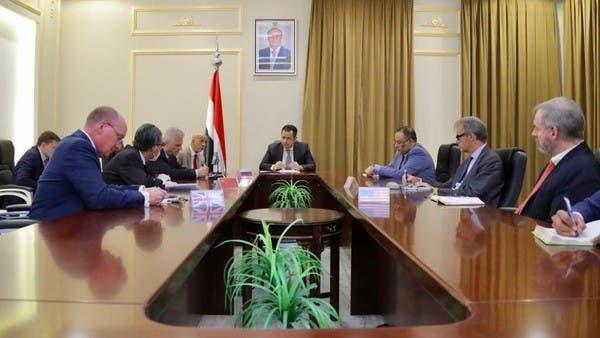 الحكومة اليمنية: التحالف بقيادة السعودية أنقذنا من مشروع إيران الطائفي
