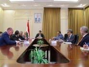 الحكومة اليمنية تندد باستمرار زج الحوثيين بالأطفال في المعارك