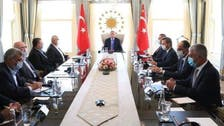 استنبول: ترک صدر کی حماس کے اعلیٰ اختیاراتی وفد سے ملاقات