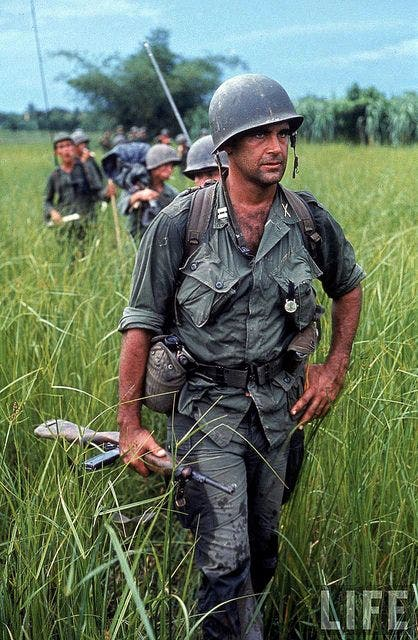 جانب من القوات الأميركية بفيتنام