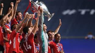 بایرن مونیخ جام لیگ قهرمانان اروپا را بالای سر برد
