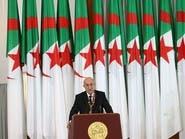 رئيس الجزائر يدخل المستشفى العسكري