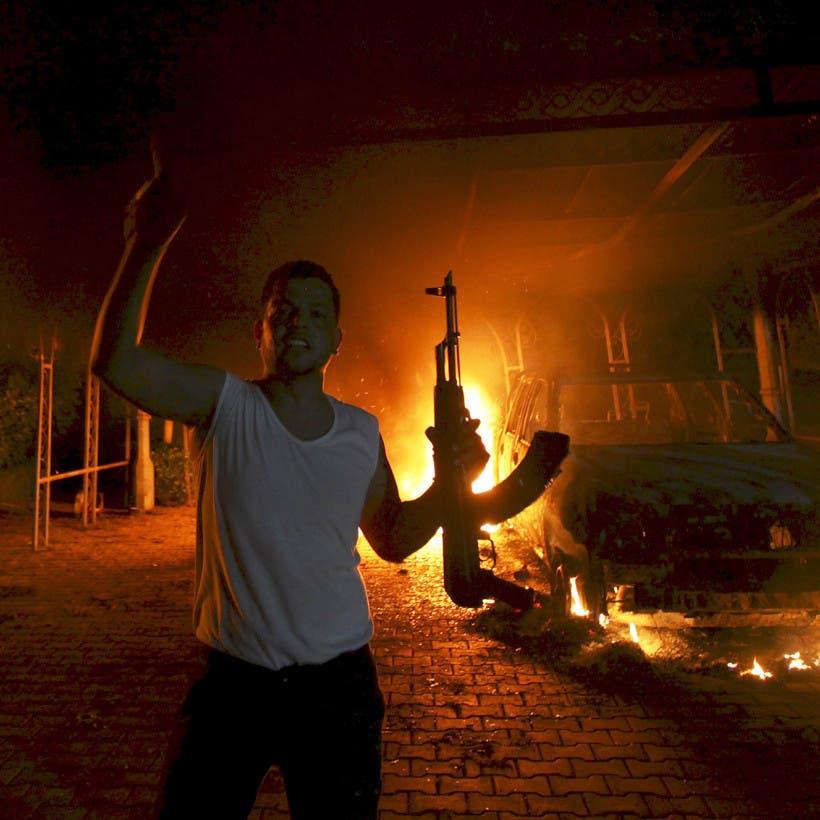 صحيفة أميركية: إيران مولت الهجوم على سفارة الولايات المتحدة ببنغازي