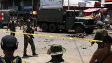 """تفجيران متزامنان في معقل """"أبو سياف"""" بجزيرة جنوب الفلبين"""
