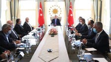 Erdogan meets with Hamas leaders despite $5 mln US bounties, terror designations