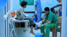 Saudi Arabia's KSrelief donates 2,000 cartons of dates to displaced Yemenis