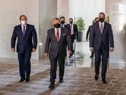 قمة عمّان: بحث تعزيز التعاون والتصدي للتدخلات الخارجية
