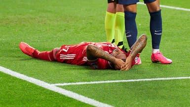 بايرن يعلن تعرض بواتينغ إلى إصابة عضلية