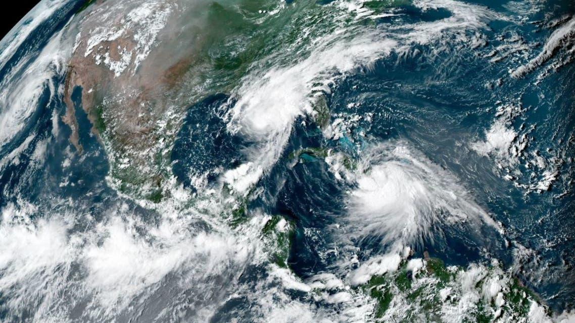 عواصف خليج المكسيك