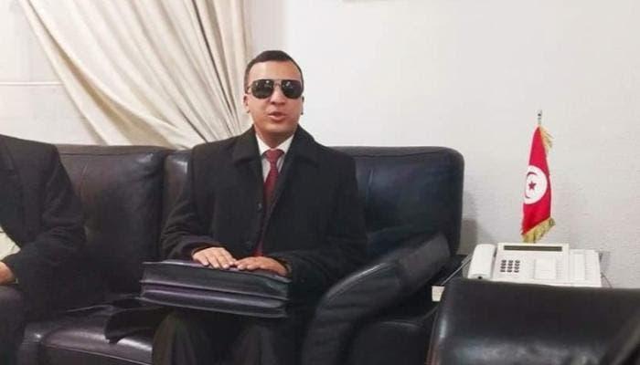 وليد الزيدي وزير الثقافة في تونس