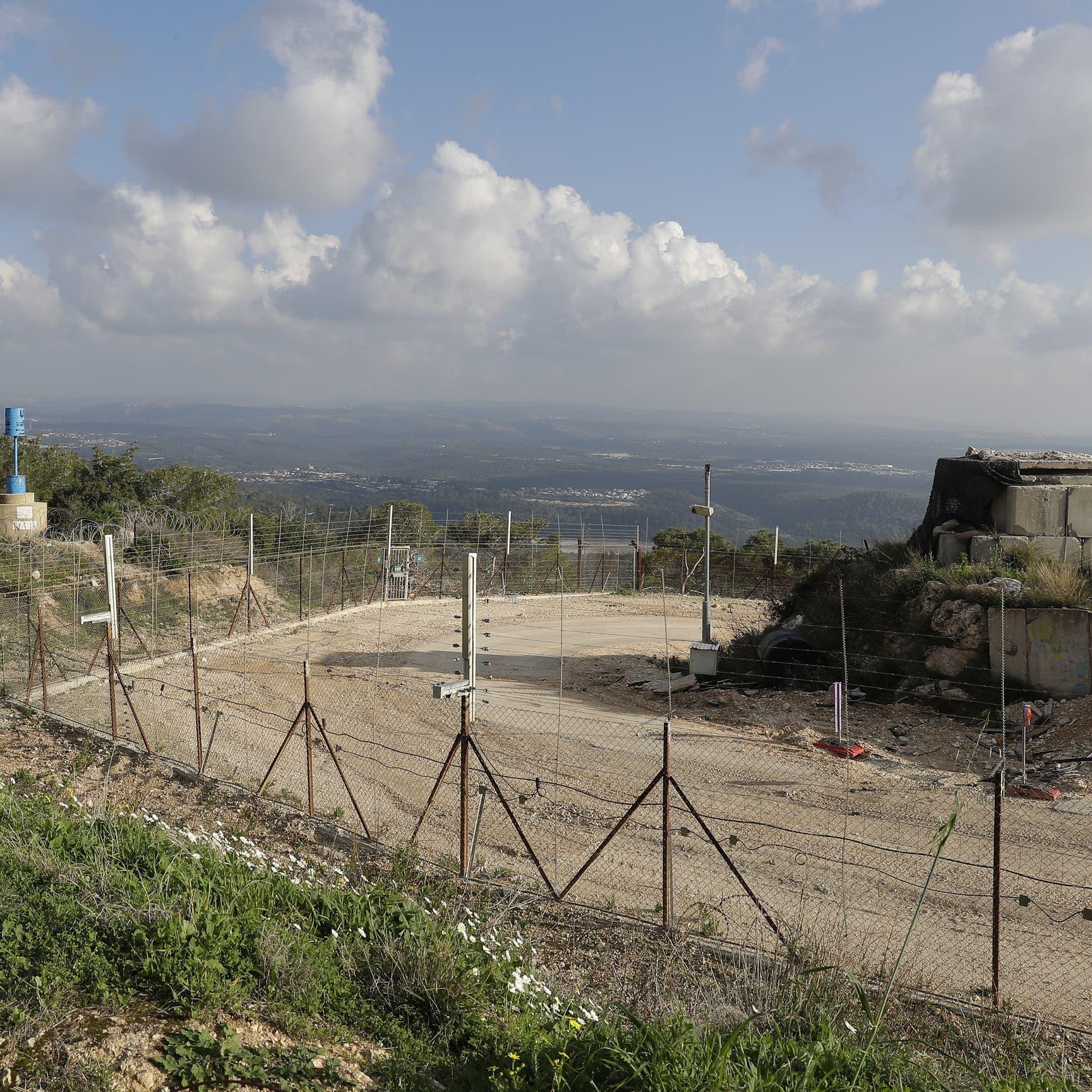 إسرائيل: ضبط مشتبه به حاول التسلل عبر الحدود مع لبنان