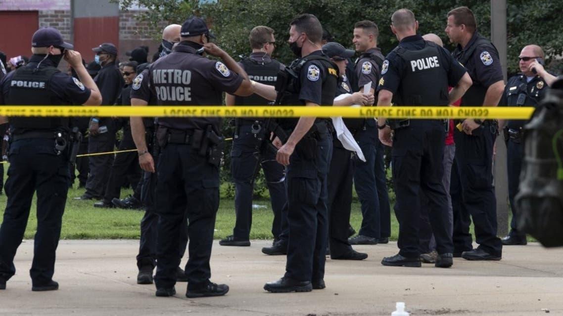الشرطة الأميركية في لويزفيل بولاية كنتاكي