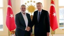 ترکی نے حماس کے ارکان کو پاسپورٹس جاری کردیے: رپورٹ