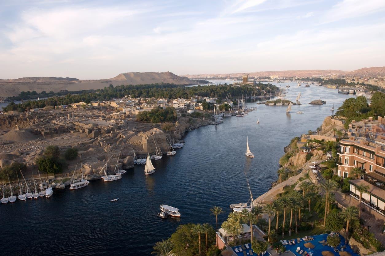 نهر النيل (أرشيفية)