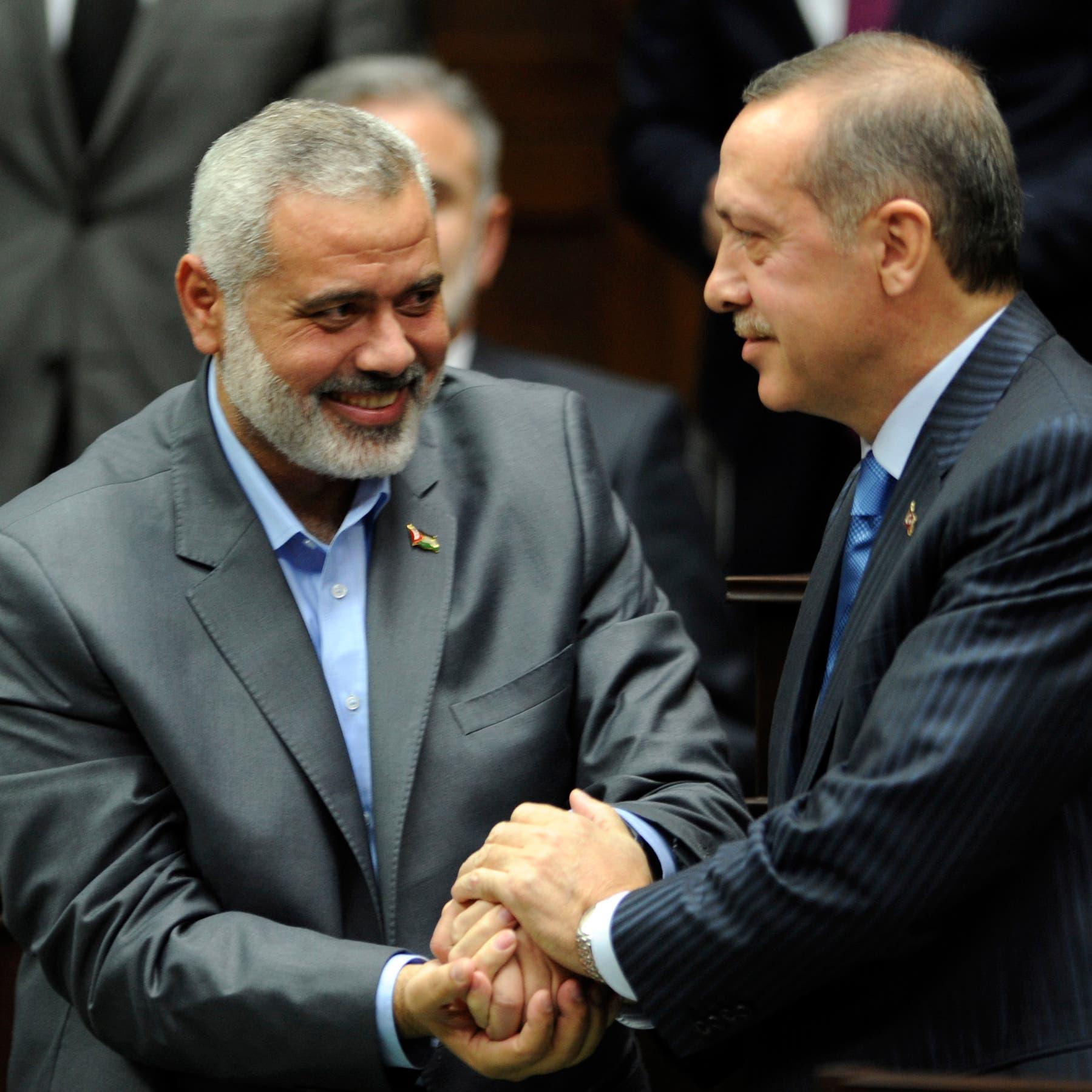 تركيا تساوم إسرائيل.. هل حان وقت التخلي عن ورقة حماس؟