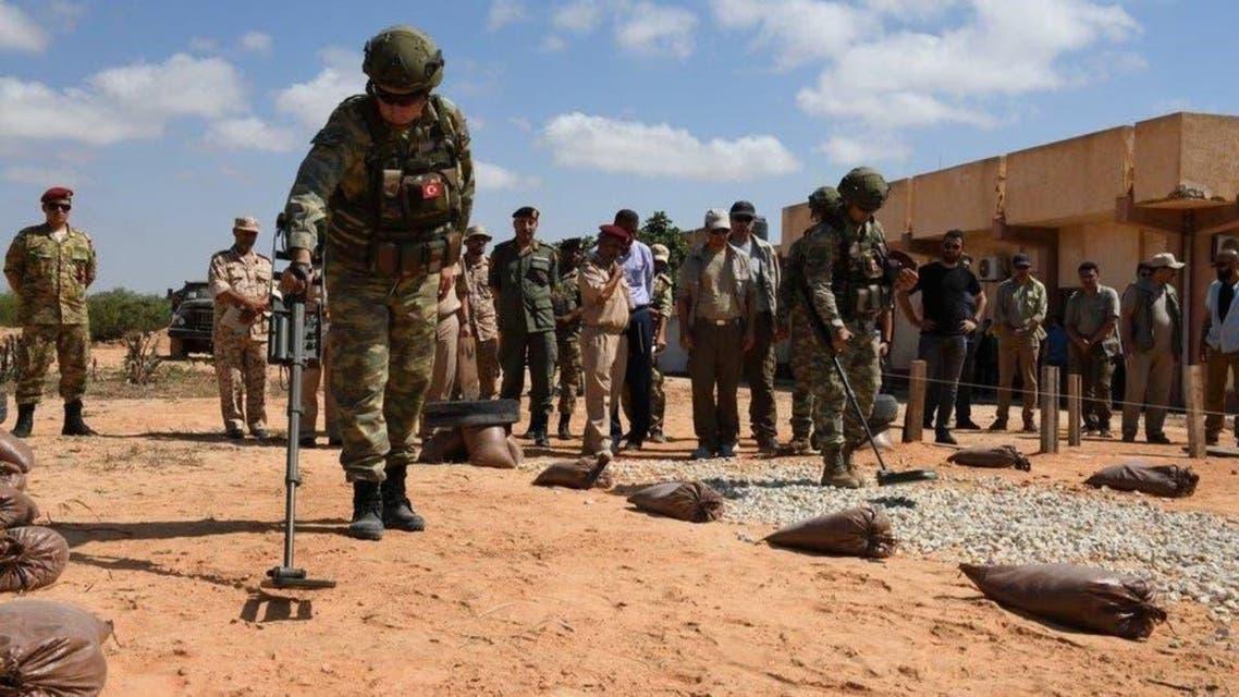 لیبیا ترک فوج