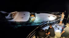 Dozens of migrants rescued off Greek island of Halki