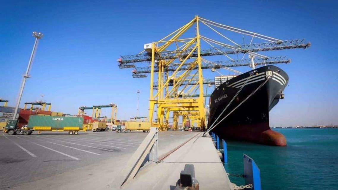 ميناء الملك عبدالله موانئ السعودية